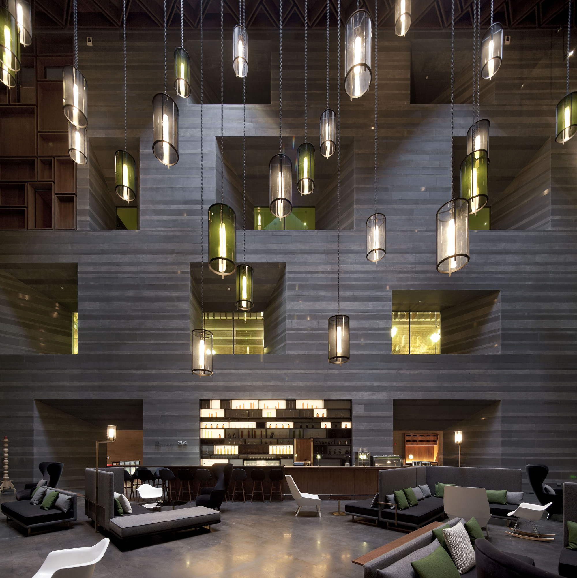Le Meridien Zhengzhou Neri Amp Hu Design And Research Office