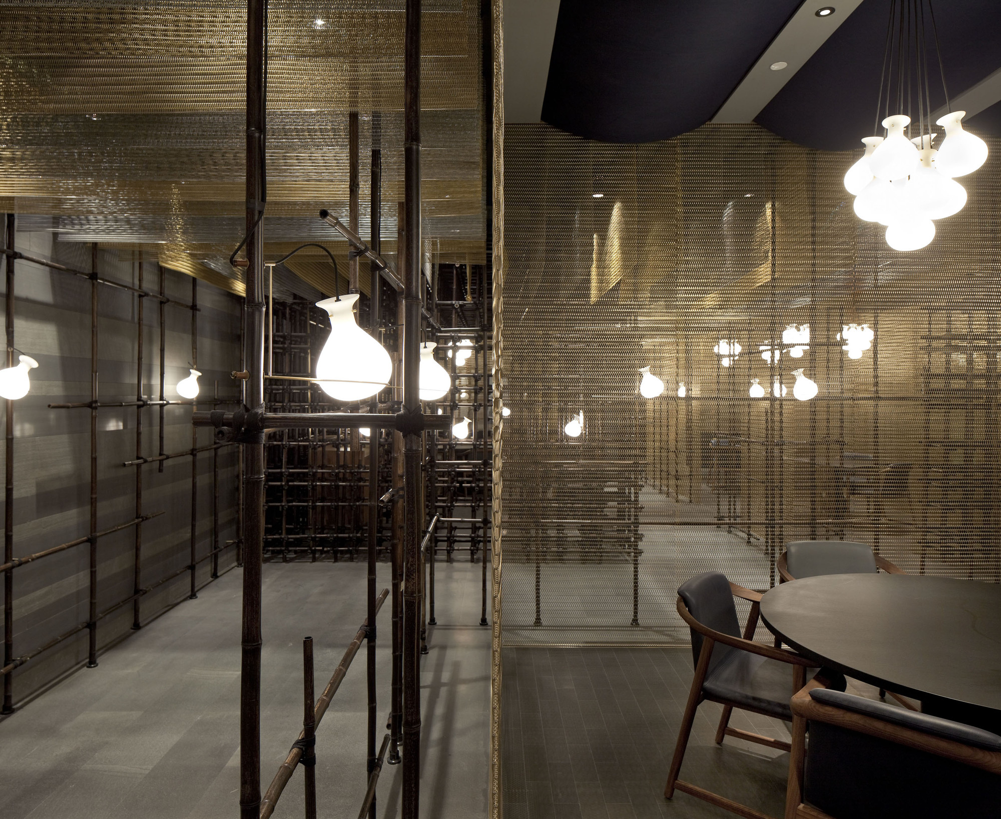 Gallery of le meridien zhengzhou neri hu design and for Office design research