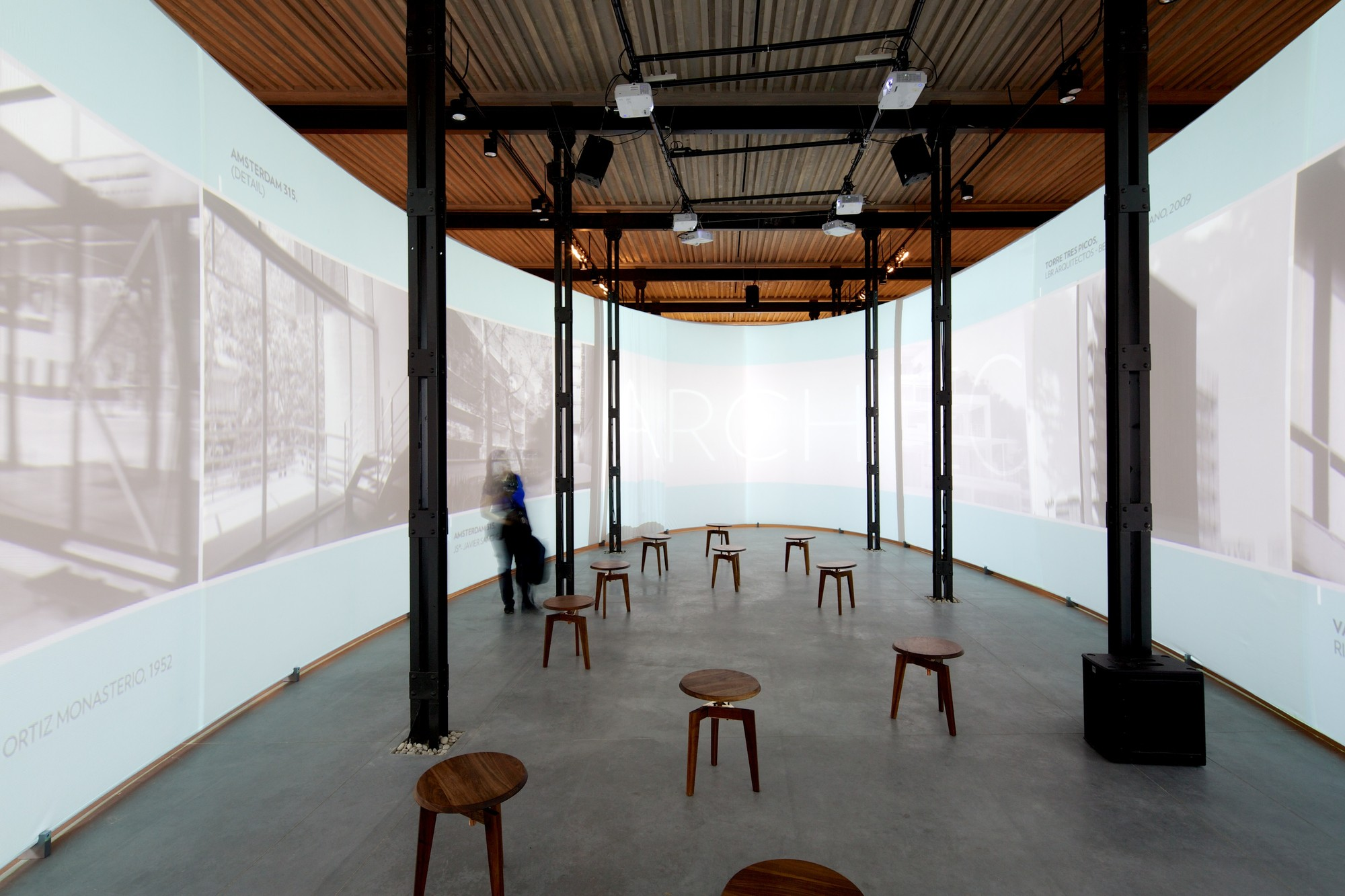 Condemned to be Modern: Inside Mexico's Pavilion at the Venice Biennale 2014, © Nico Saieh