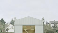 Hangar XS / Ecker Architekten