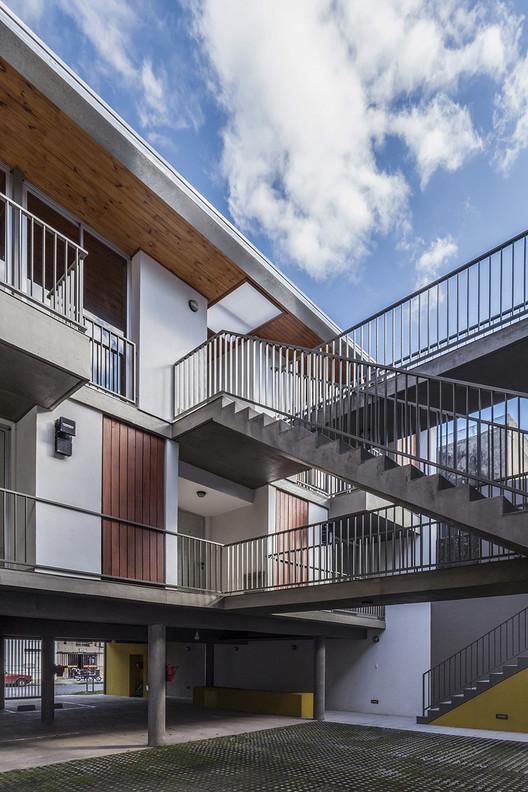 Edificio en calle Candioti / Biagoni/Pecorari Arquitectos, © Ramiro Sosa