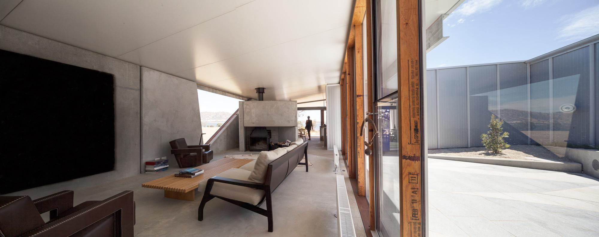 Bethanga House  /  t UG workshop, © Trevor Mein