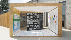 "Stelka Institute Presents: Moscow's ""Urban Routines"""