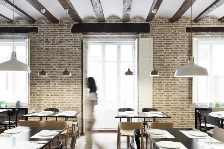 Oslo Restaurant / Borja Garcia Studio, Cortesía de Borja García Studio
