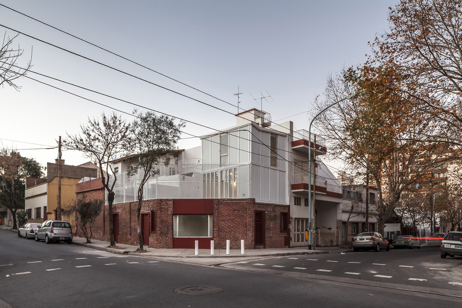 Atelier Vilela / Hitzig Militello Arquitectos, © Federico Kulekdjian
