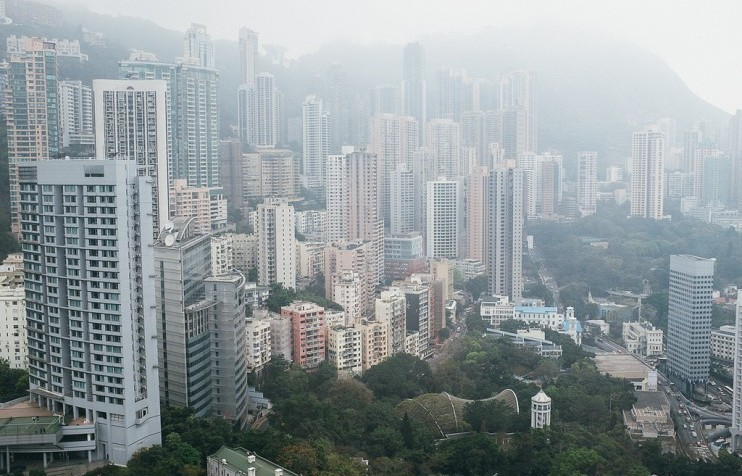 (Re)Made in China: The Soviet-Era Planning Projects Shaping China's Cities, Victoria Peak, Hong Kong. Image © Owen Lin under a CC licence