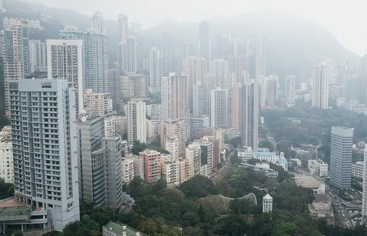 Victoria Peak, Hong Kong. Image © Owen Lin under a CC licence