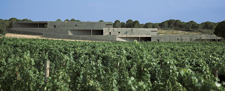 Bodega Terra Remota / Untaller, © Lluís Casals
