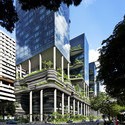 PARKROYAL on Pickering, Singapore / WOHA. Image © Patrick Bingham Hall