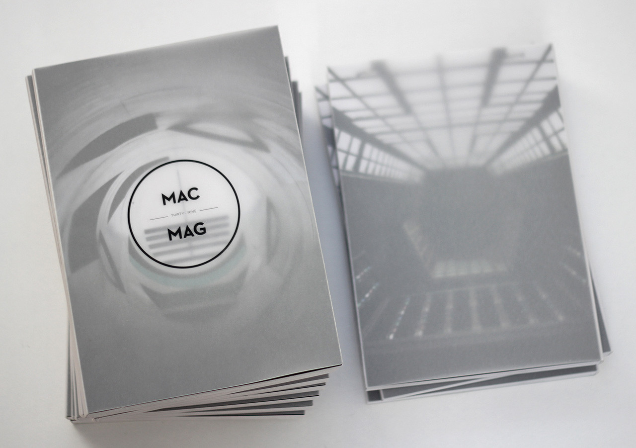 Review: MacMag39, Mackintosh School of Architecture, Courtesy of MagMag39