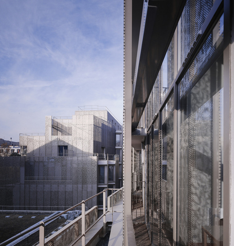 Cortersía de Babled Nouvet Reynaud Architectes