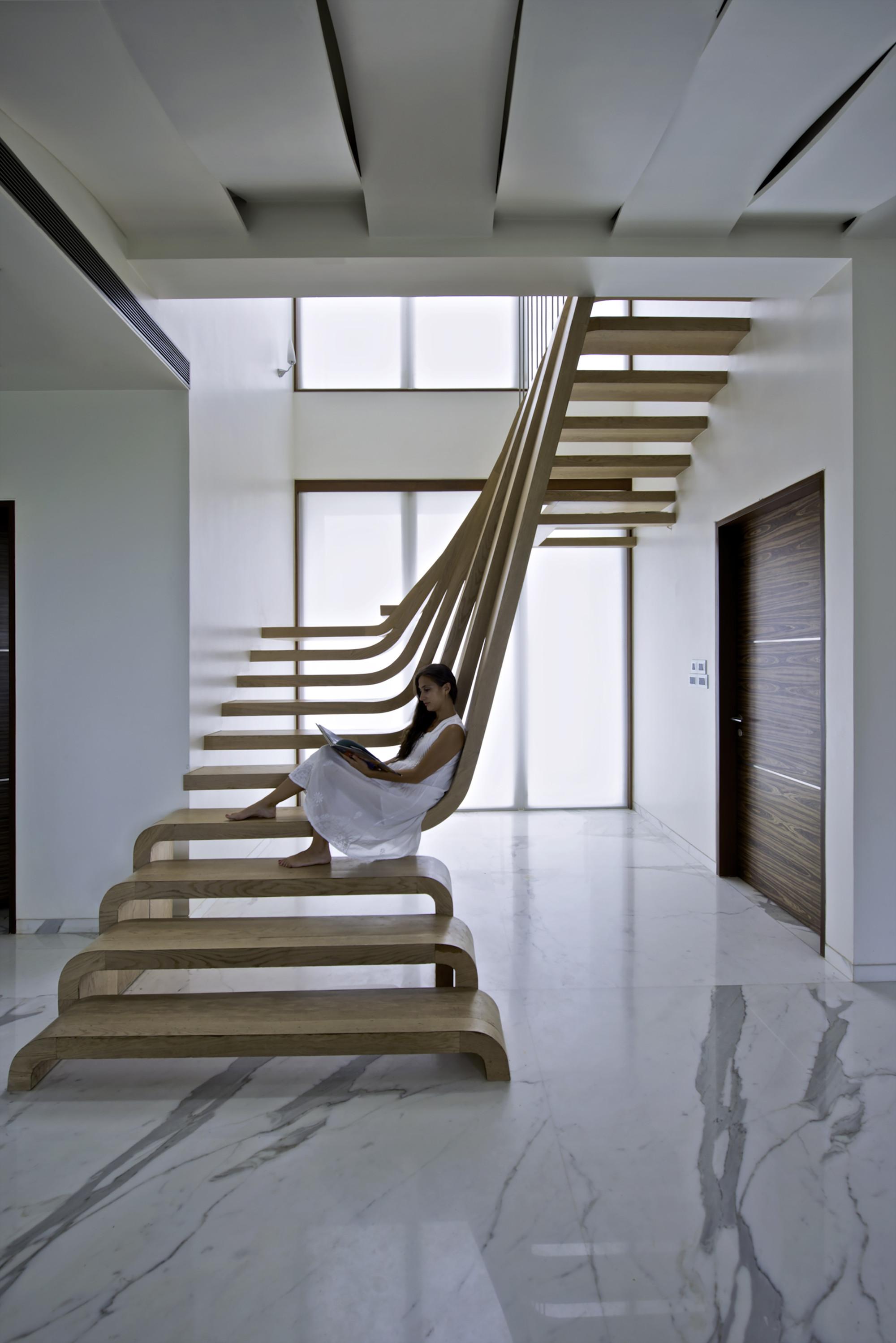 Gallery of sdm apartment arquitectura en movimiento workshop 1 - Architectuur escalier ...