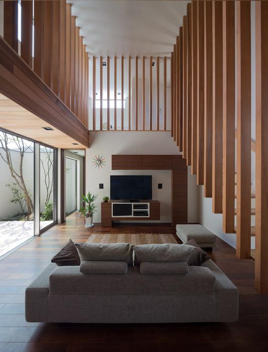 M4 House / Architect Show, © Toshihisa Ishii
