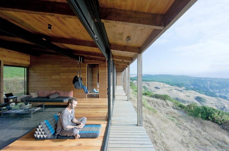 Casa Yoga / WMR Arquitectos, © Sergio Pirrone