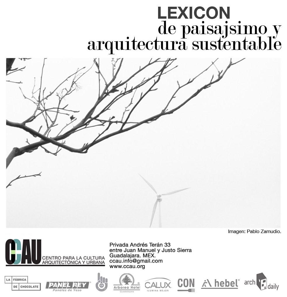 Curso lexicon paisajismo y arquitectura sustentable for Curso paisajismo