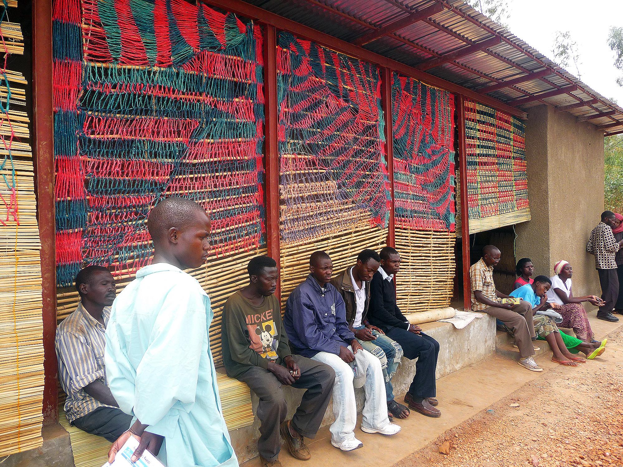 Exterior. Image © Patrice Ndabonye