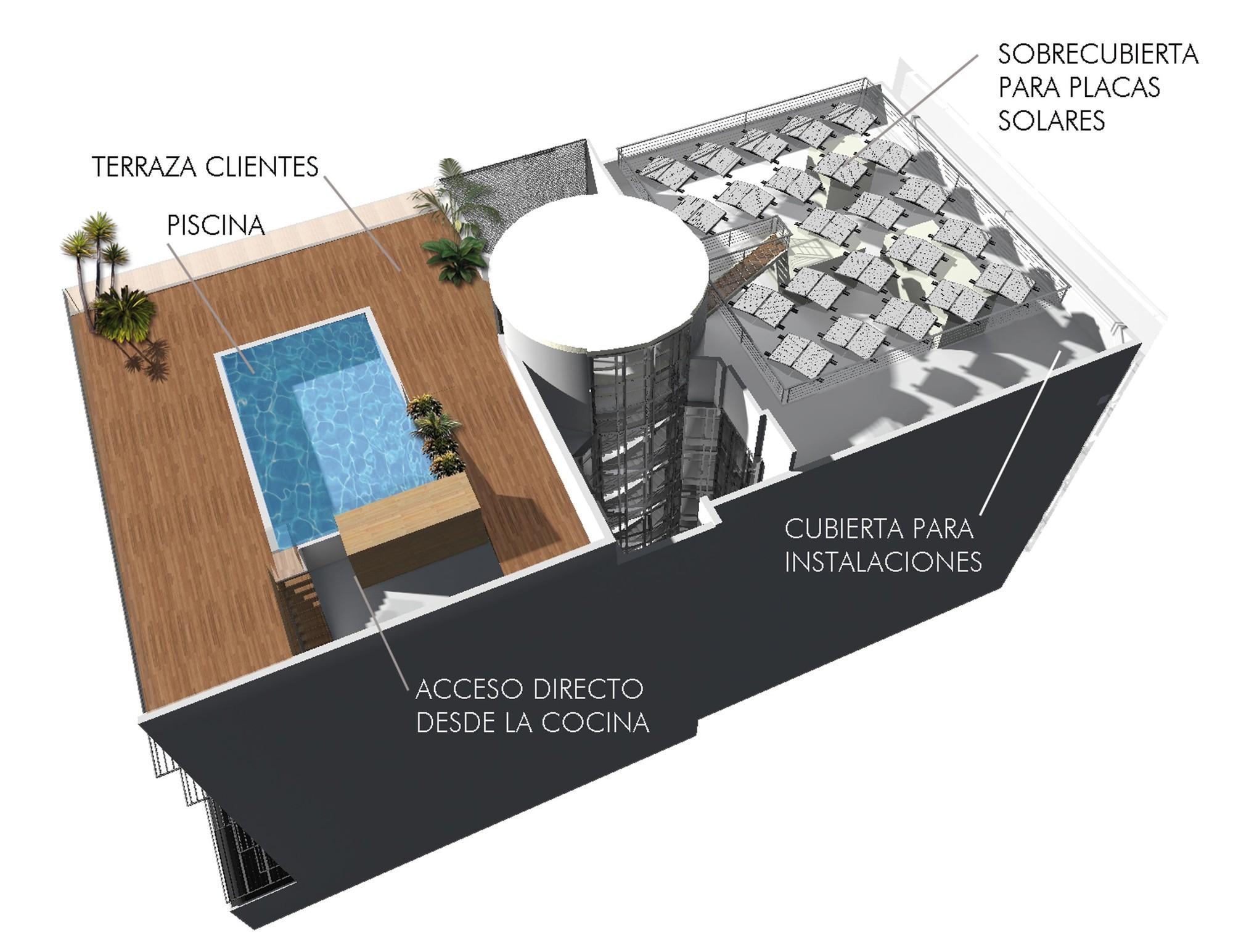 Cubeirta. Image Courtesy of Julia Ayuso Sánchez y Antonio J. Martínez Alarcón
