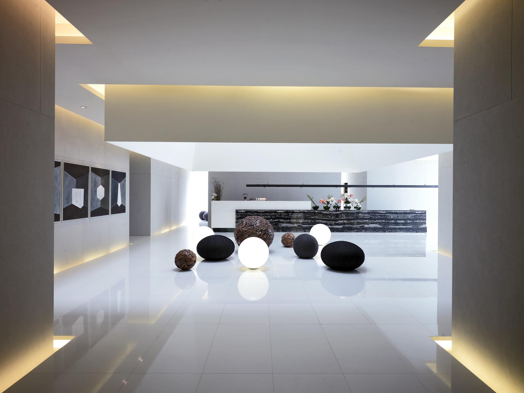 Gallery of lightbox hsuyuan kuo architect associates 20 for Architect associates