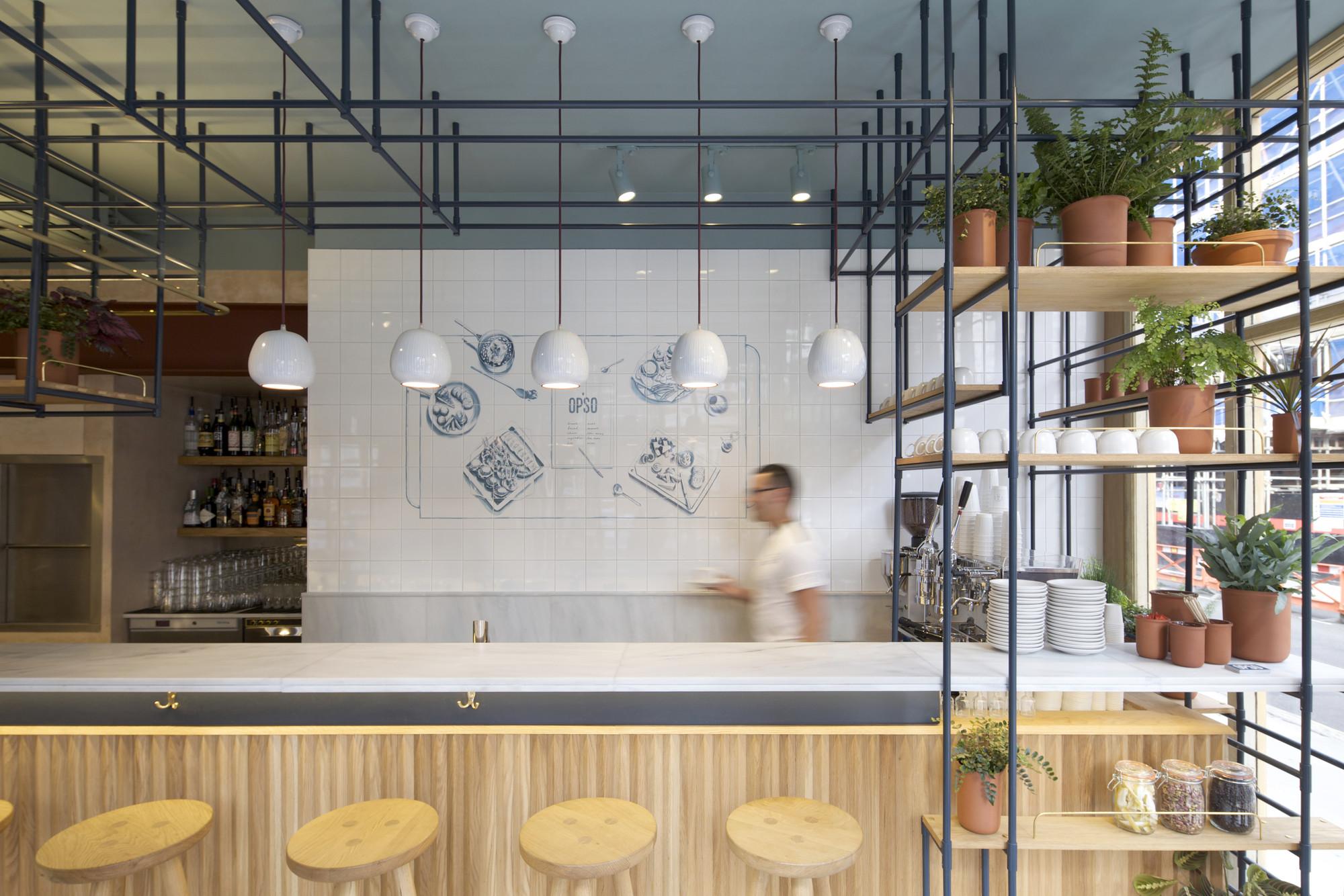 Gallery of opso k studio 9 - Bar cuisine studio ...