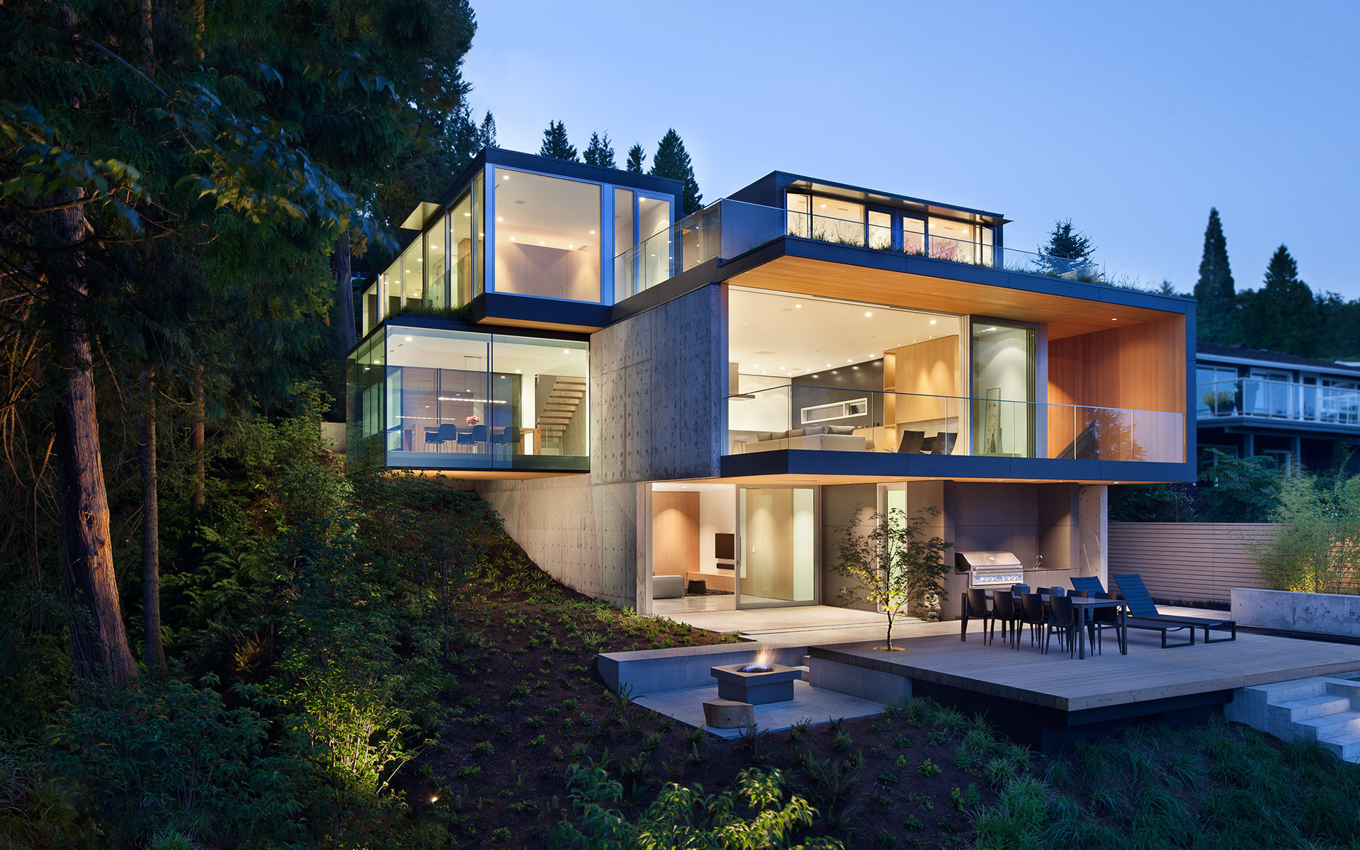 Russet Residence / Splyce Design, © Ivan Hunter