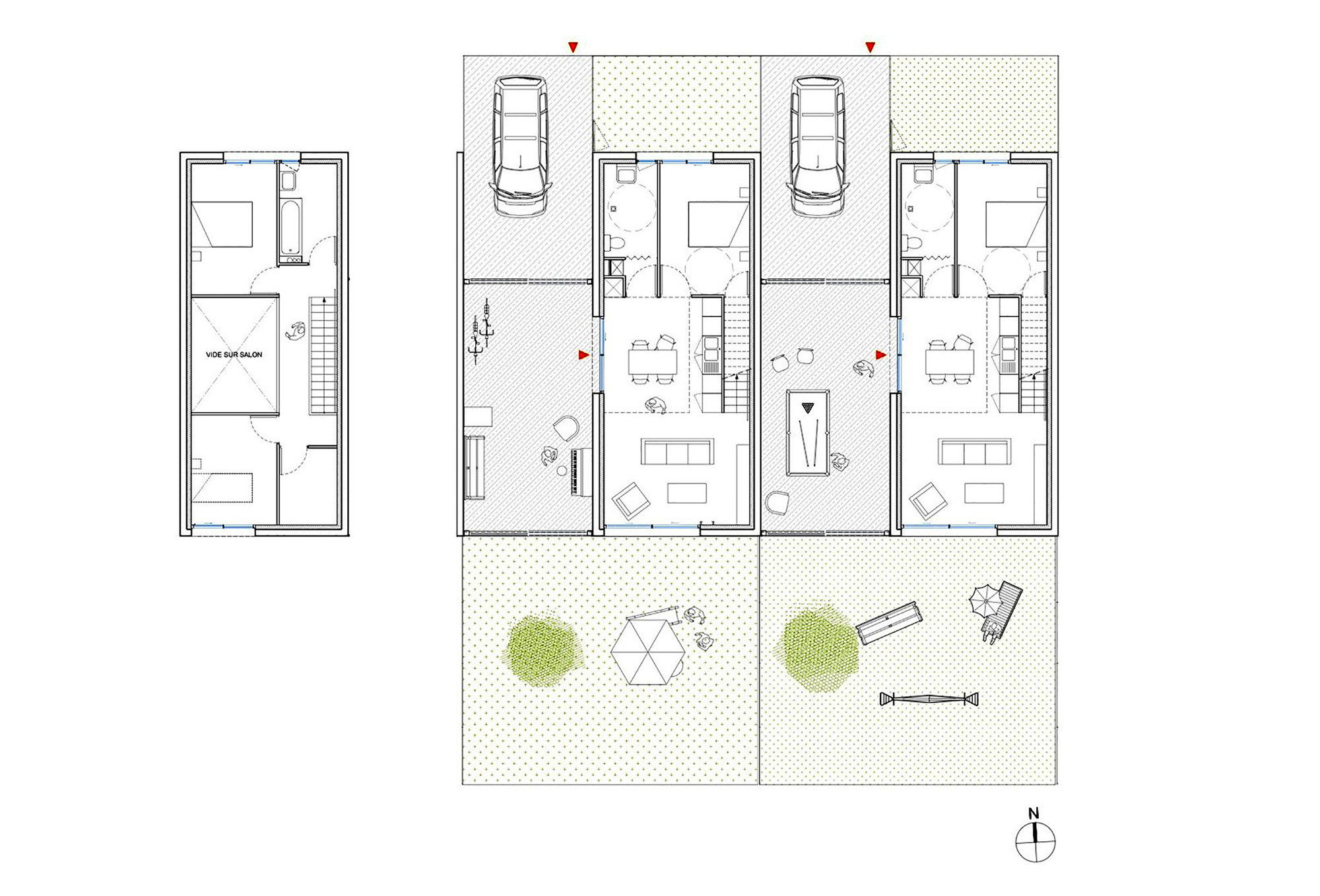 Floor Plan, type A