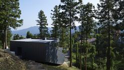 House in Raizan-Forest / Rhythmdesign
