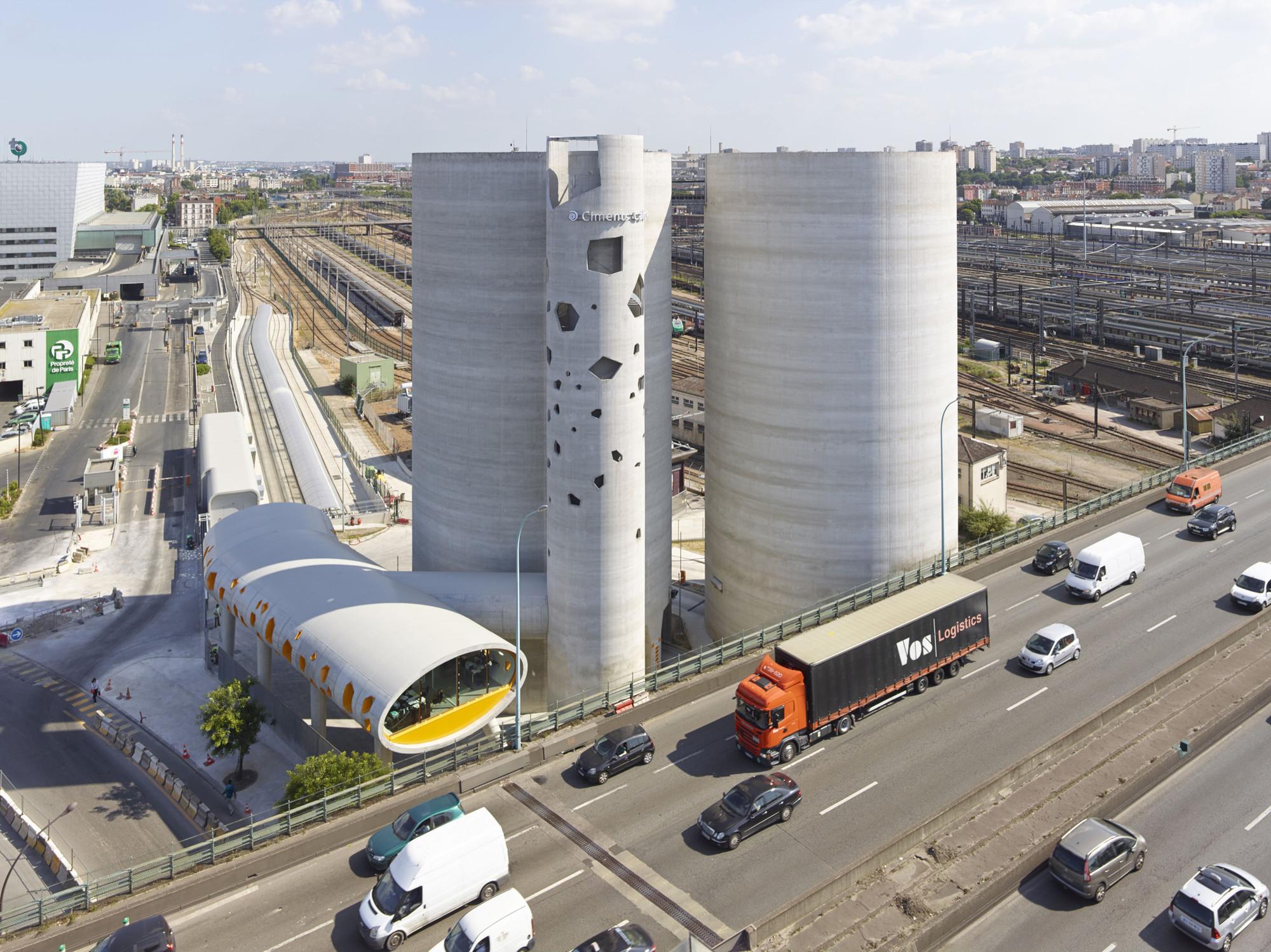 Silos 13 / vib architecture, © Stéphane Chalmeau