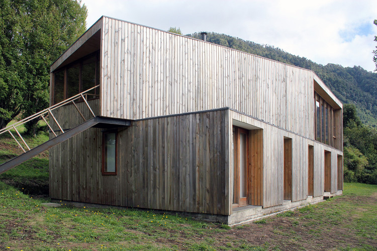 Cortesía de d+vA   Duval + Vives Arquitectos