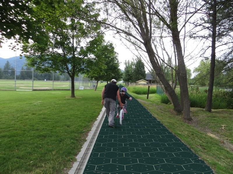 Pavimentação com painéis solares - Solar Roadways.