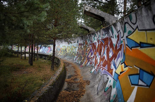Vía URBEX