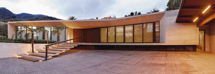 Casa CR / H+H Arquitectos, © Rodrigo Dávila
