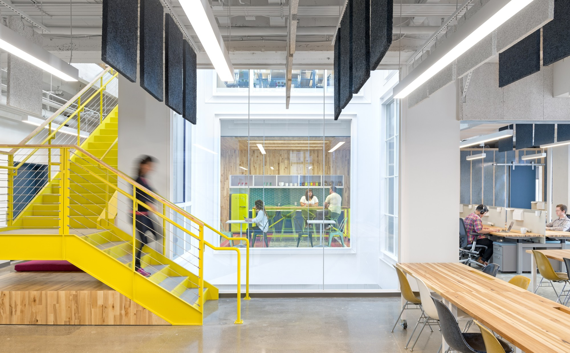 Gallery of capital one lab studio o a 9 for Photography studio office design