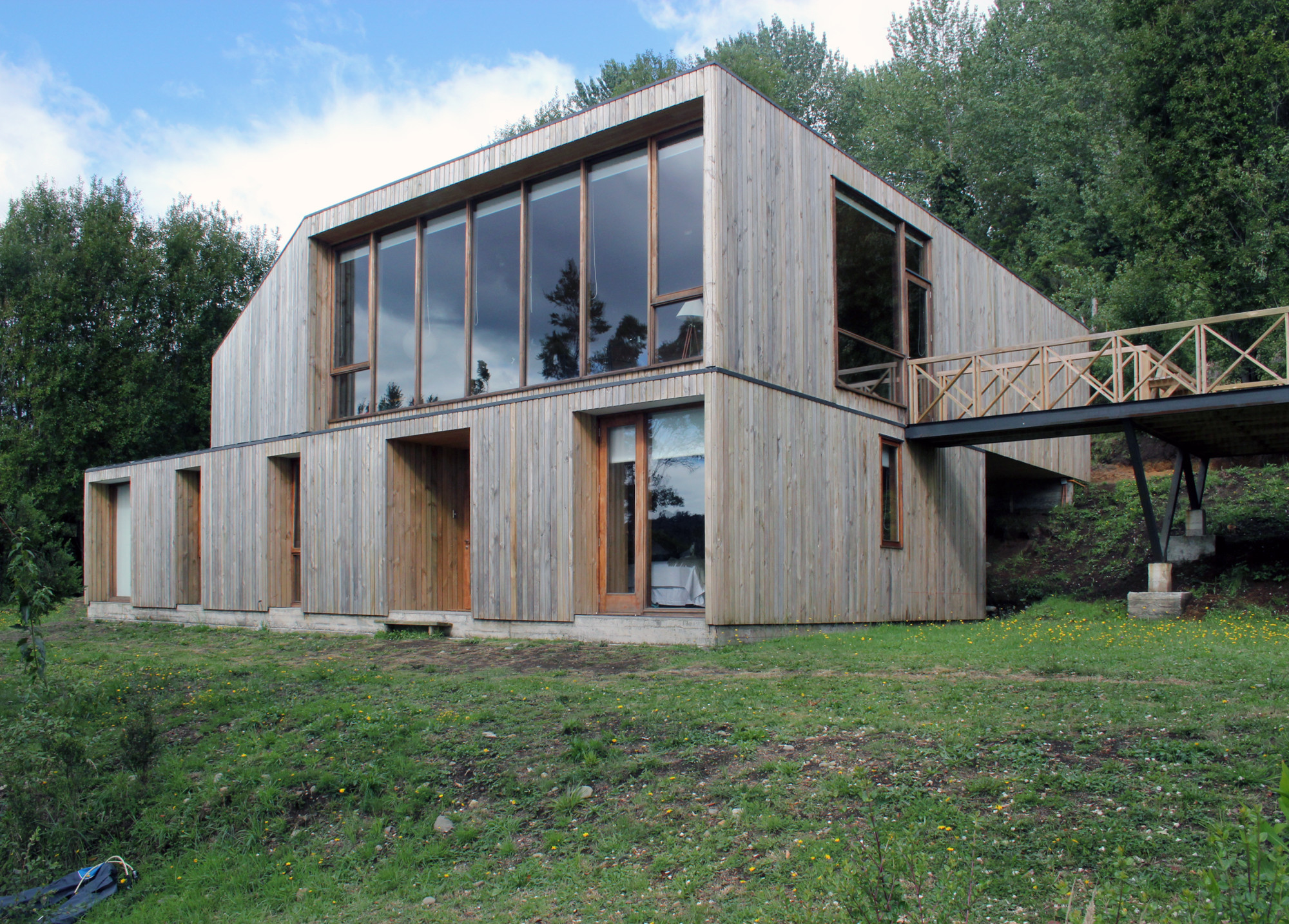 Casa Rupanco / duval+vives arquitectos, Courtesy of d+vA | Duval + Vives Arquitectos