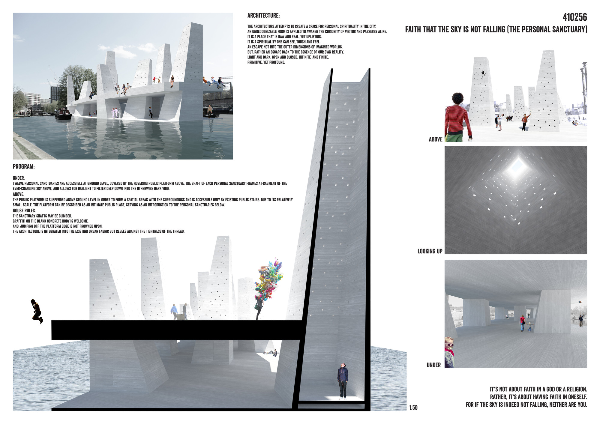 Second Place: W. Allen Zimmerman and Marie Wastiau. Image Courtesy of Combo Competitions