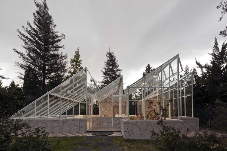 Casa de Invierno / Lorenzo Alvarez Arquitectos, © Onnis Luque