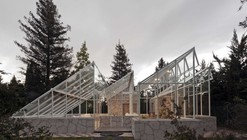 Casa de Invierno / Lorenzo Alvarez Arquitectos