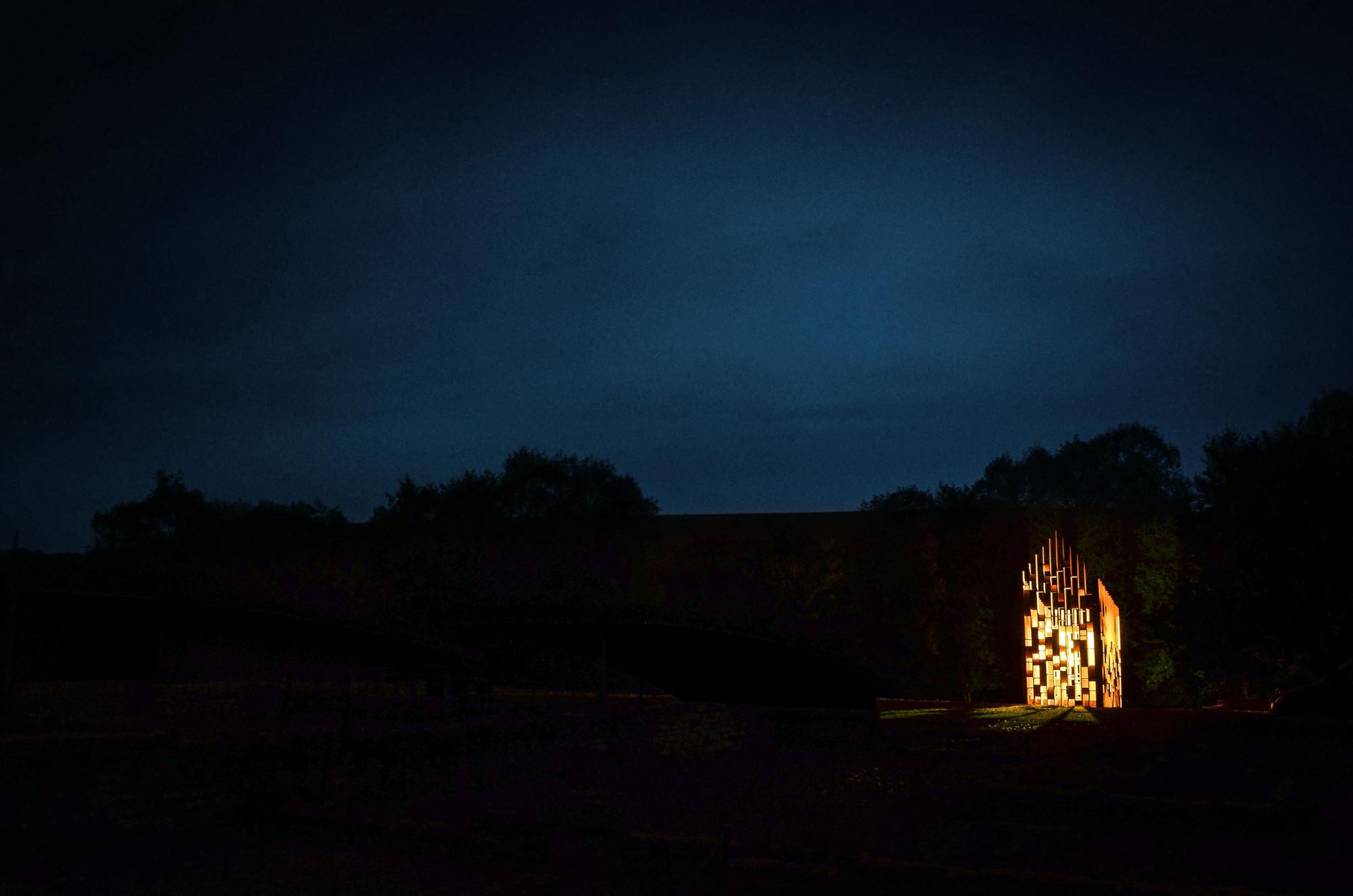 Lieu-dit Le Temple: arquitectura de lugares de culto por Ann Guillaume + Camille Tourneux, © Camille Tourneux
