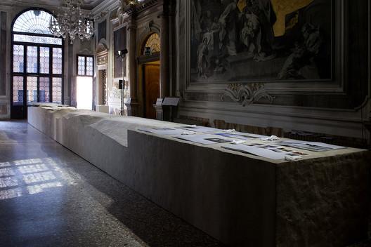 Exhibition. Image © KAAN Architecten