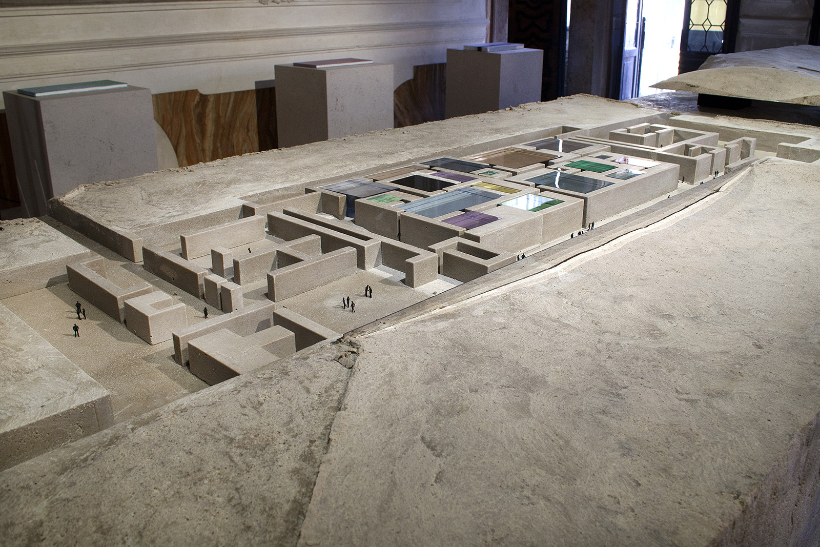 Exhibition. Image © KAAN Architecten