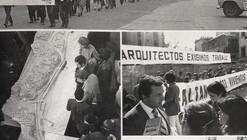 ¿Y qué pasó con el Colegio de Arquitectos en Chile?