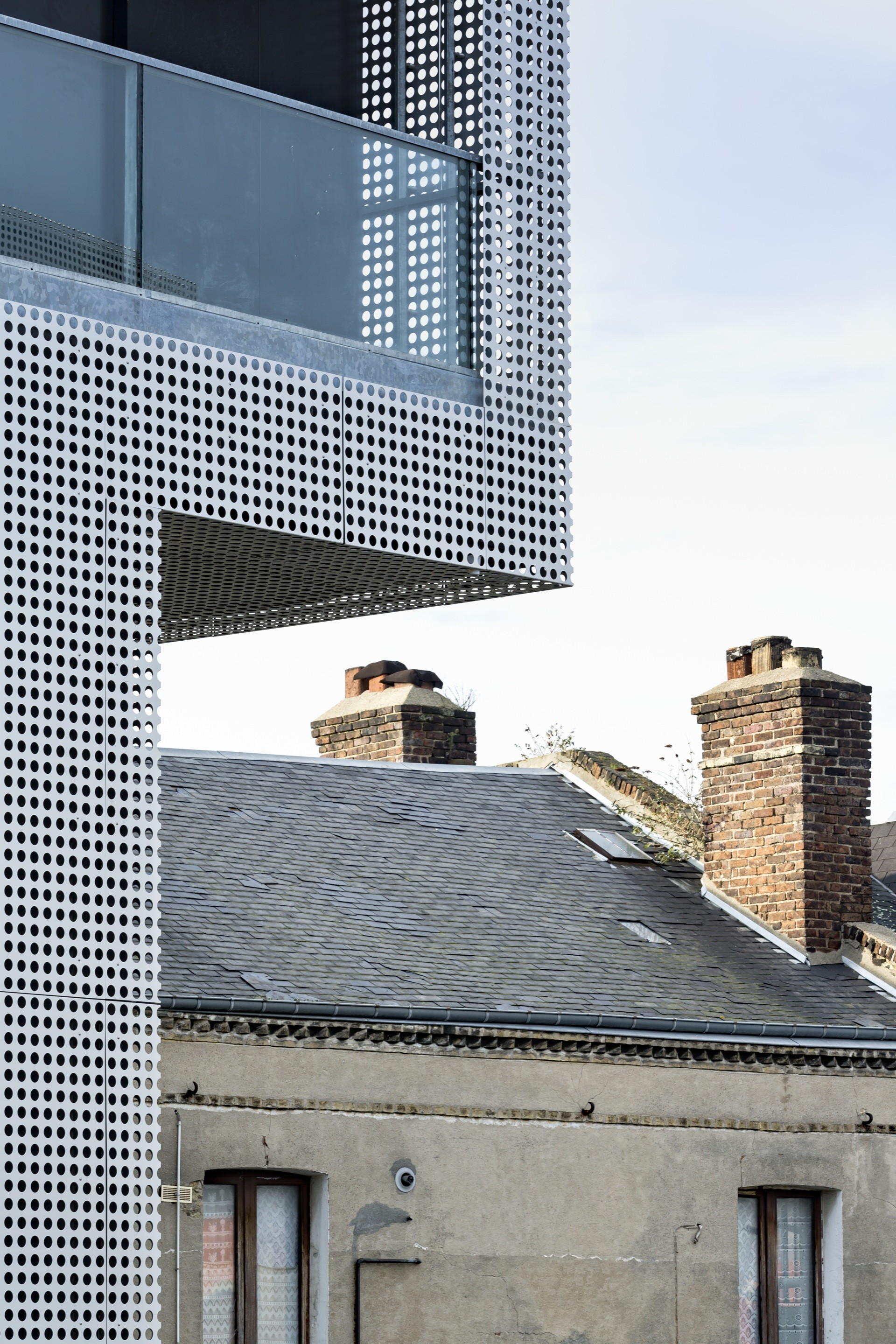 Gallery of housing in le havre phd architectes 15 for 3d architecture le havre