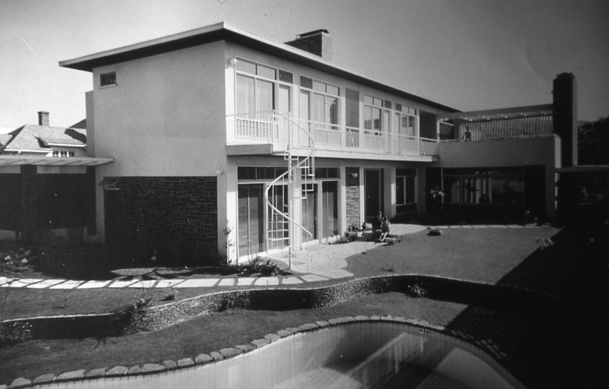 Clásicos de Arquitectura: Casa Stern-Höning / Walter Reis, © Cortesía de Movimiento Moderno Olvidado, 50 viviendas en Santiago de Chile 1940-1970