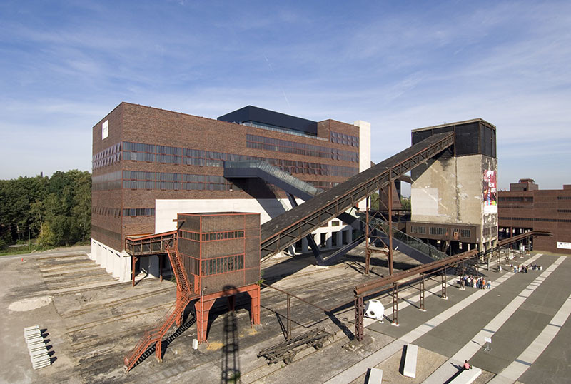 Ruhr Museum converted by OMA. Image © Thomas Mayer_Archive