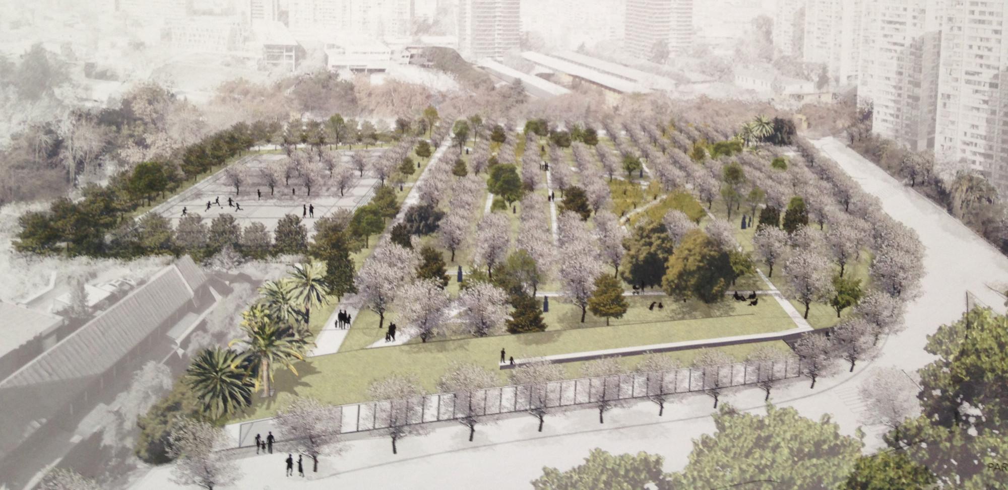 Render Propuesta Jadue-Livingstone. Image © Plataforma Arquitectura