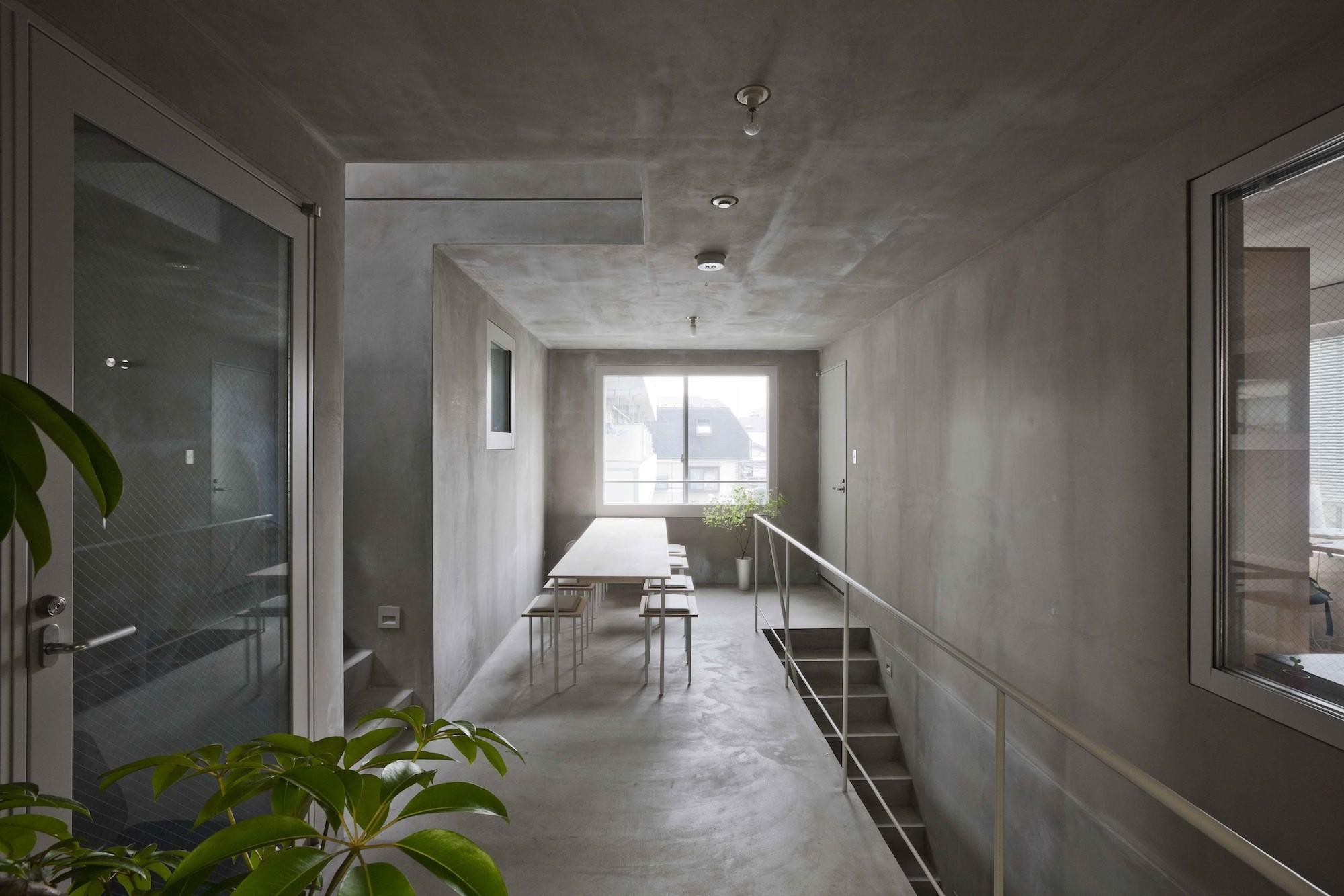 LUZ shirokane / Naoya Kawabe Architect & Associates, © Akinobu Kawabe