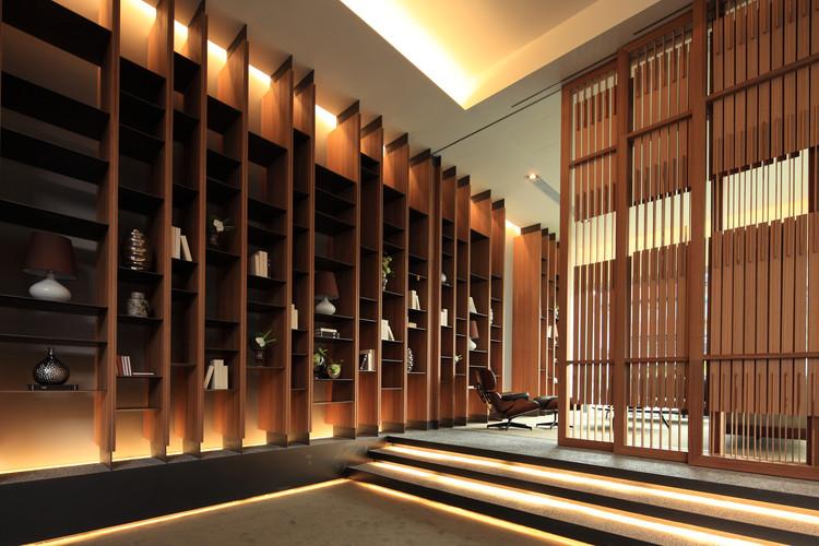 Casa De Flore / Arcadian Architecture+Design, Courtesy of Shining Group,Inc.