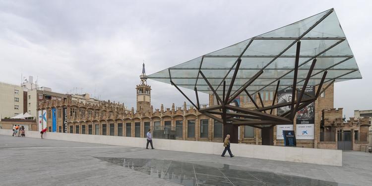 Centro Cultural Caixa Forum Barcelona / Arata Isozaki, © Felipe Ugalde