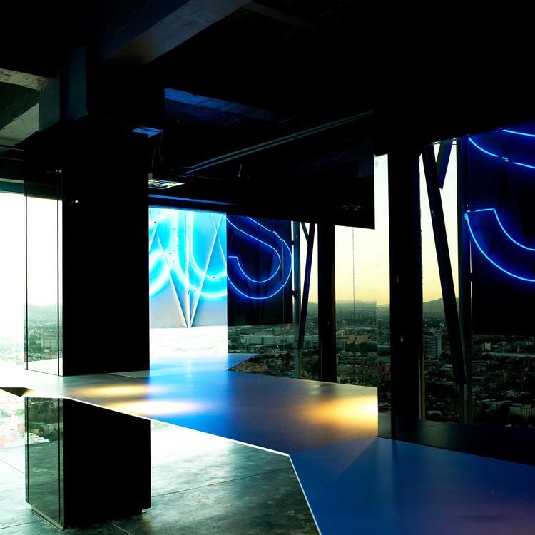 Salón Privado Torre Latinoamericana / Lorenzo Alvarez Arquitectos, © Fernando Etulain