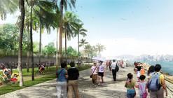Landscape Design Unveiled for West Kowloon Cultural District Park
