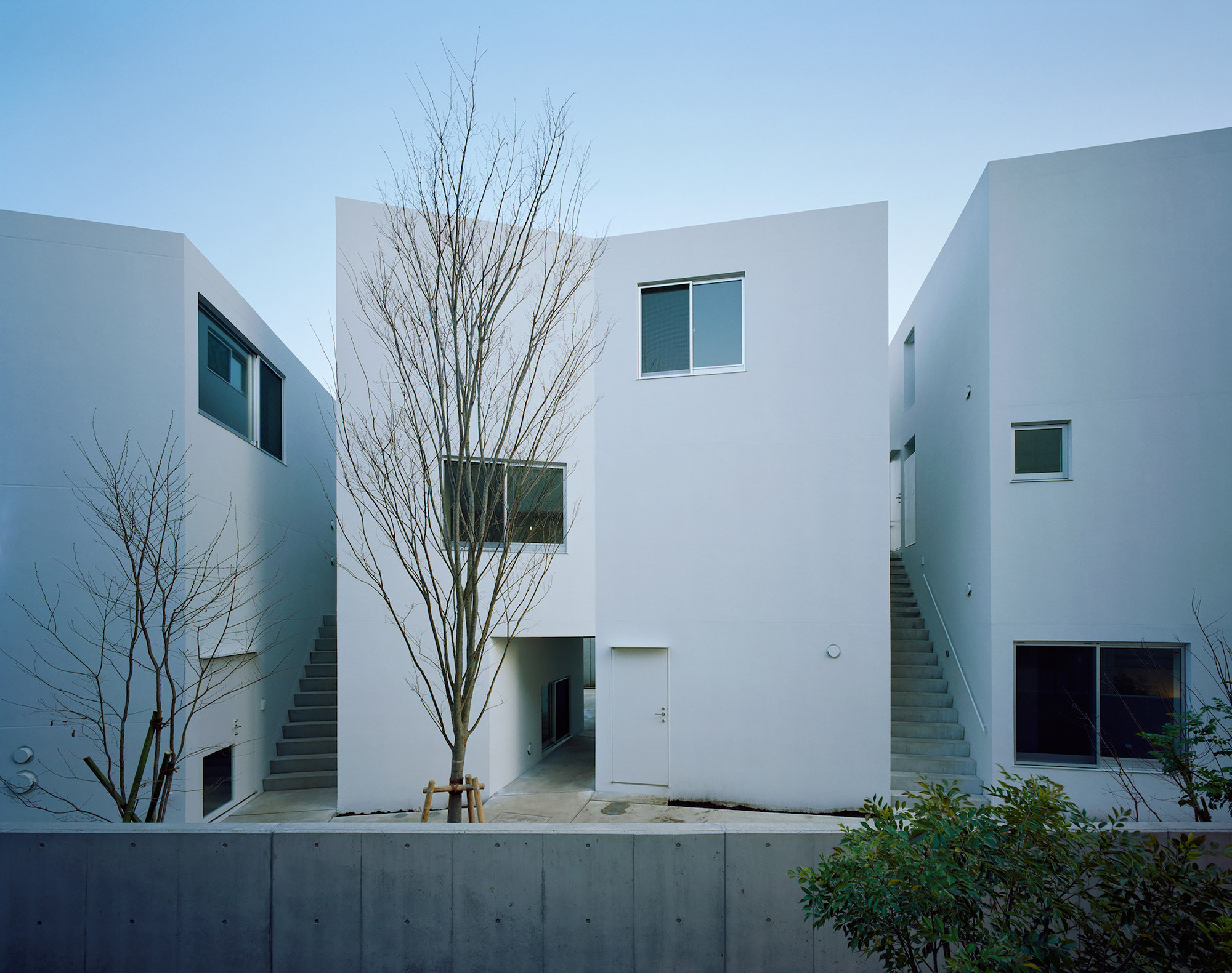 Kaminoge House / Naoya Kawabe Architect & Associates, © Takumi Ota